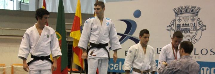 Tiago Lopes e Ana Vale sobem no ranking nacional de Judo