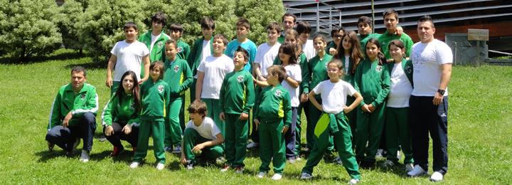 ADC Manhente com 22 atletas da formação no Torneio do Colégio das Escravas
