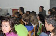 sessões educativas e de formação mobilizam mais...