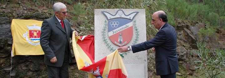 Presidente da Câmara inaugurou parque desportivo em Vila Frescainha S. Martinho