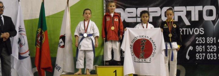 Clubes barcelenses participaram em torneio internacional de karate