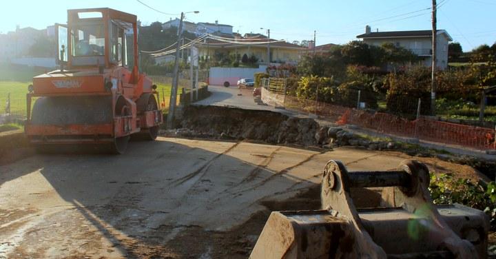 Câmara Municipal lança obra de reconstrução de pontão em Macieira