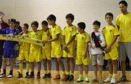 Equipa do MARCA obtém 1.º lugar no Maia Handball Cup