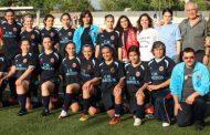 equipa feminina de futebol da casa do povo de m...