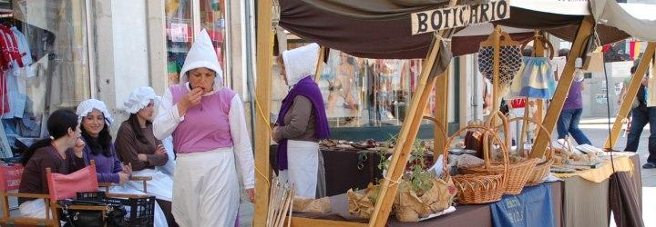 Recriação do Mercado Medieval é uma aposta ganha