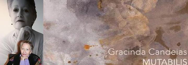 Exposição de pintura de Gracinda Candeias na Galeria Municipal