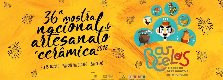 Mostra de Artesanato evidencia Barcelos como Cidade Criativa