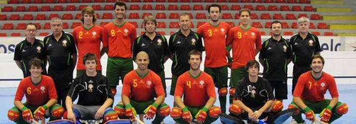 Campeonato do Mundo de Hóquei em Patins sub-20 Barcelos 2011 - Conferência de Imprensa dia 5 de Setembro