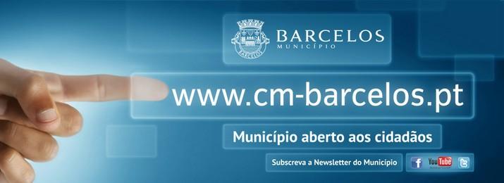 Câmara Municipal de Barcelos com novo site