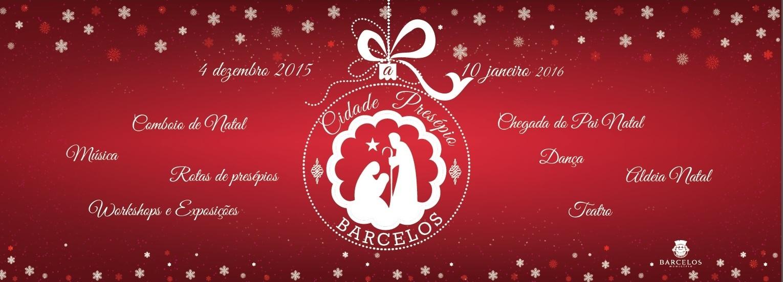 Barcelos Cidade Presépio cimenta espírito natalício