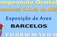campeonato internacional de ornitologia no pavi...