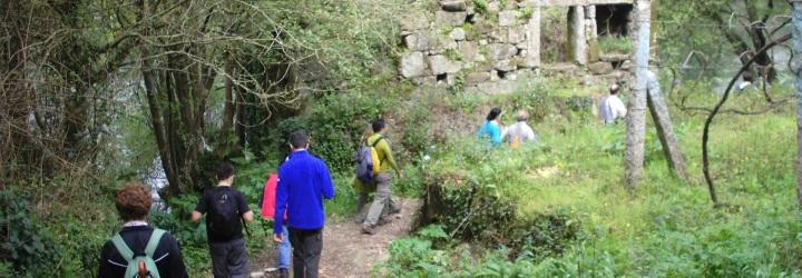Caminhada de 11 quilómetros pelas margens do Cávado