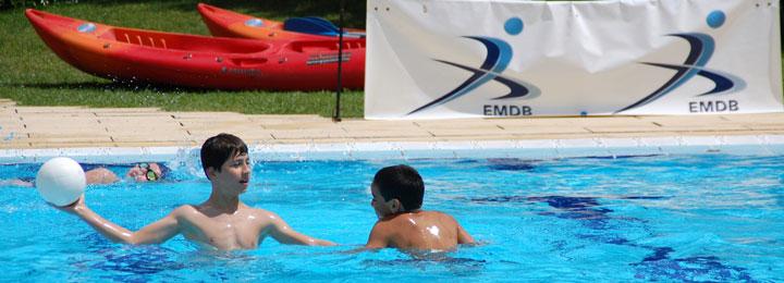 Atividades desportivas diversificadas até final de julho