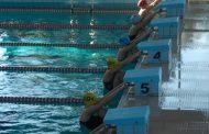 piscinas municipais acolheram torneio 4 estilos