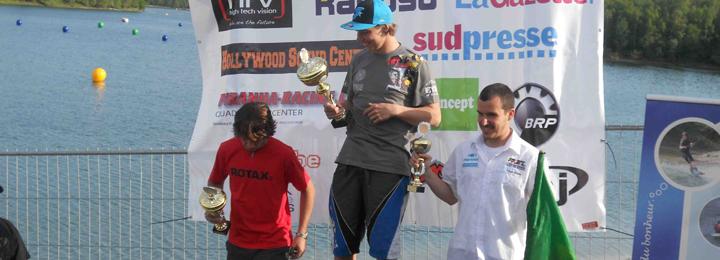 1.ª Prova do Campeonato da Europa de JetSki na Bélgica