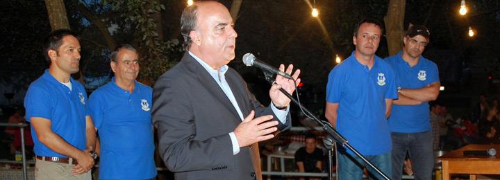 Miguel Costa Gomes no Dia de Martim