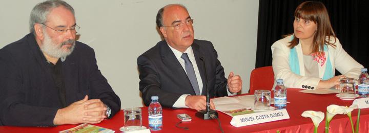 Presidente da Câmara abriu o 3.º Encontro de Bibliotecas Escolares de Barcelos