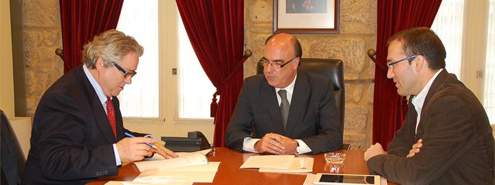 Câmara de Barcelos assinou protocolo com AF Braga