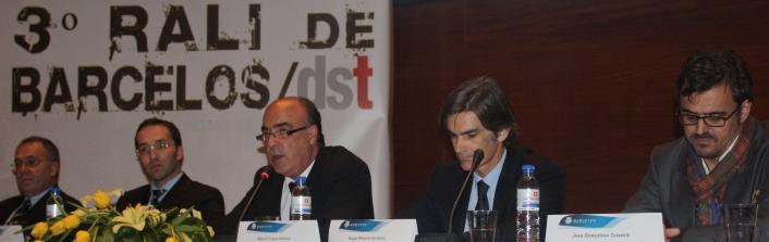 3.º Rali de Barcelos apresentado na Câmara Municipal