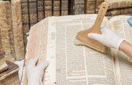 livros da biblioteca do convento de vilar de fr...