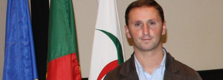 Ricardo Sá premiado com galardão de Mérito Desportivo