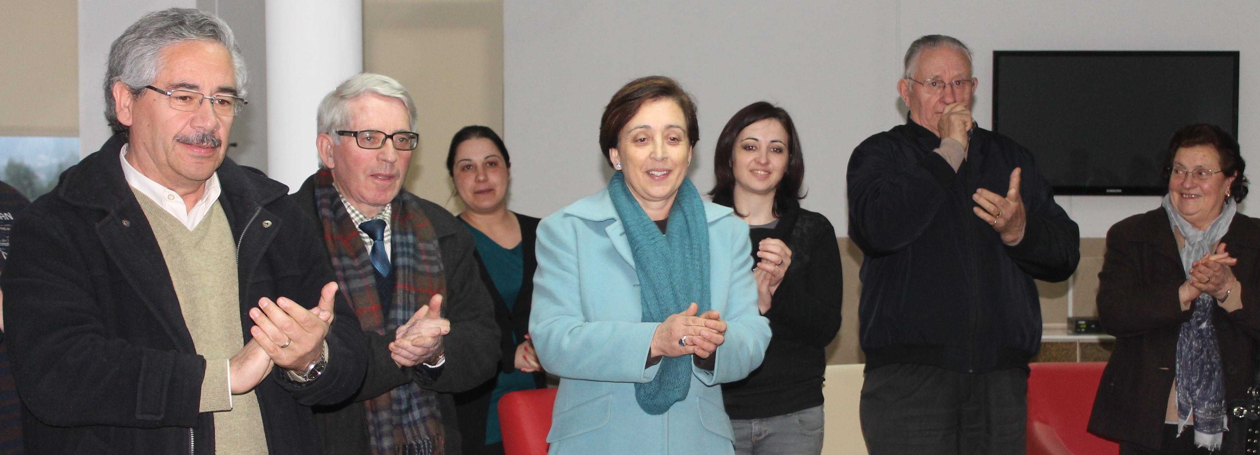 Associação Humanitária de Rio Covo Santa Eugénia inaugura novas instalações
