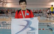 Rui Costa é campeão nacional infantil A – 100m costas