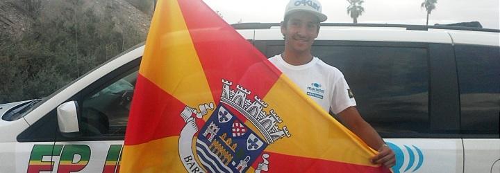Rui Sousa é campeão do mundo de Jet-ski