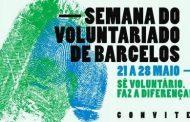 semana do voluntariado de barcelos