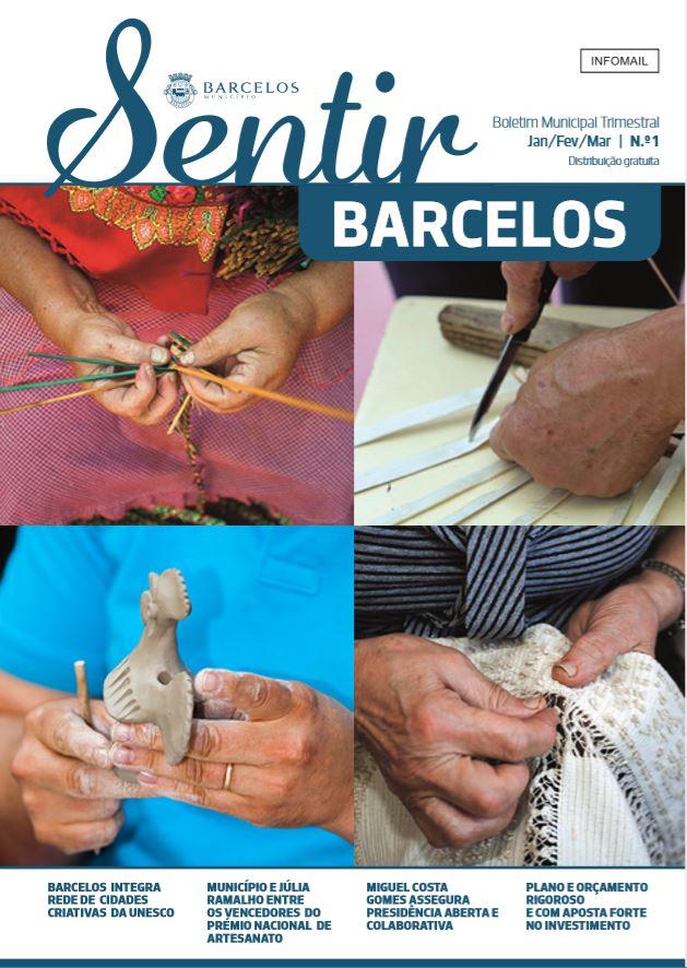 Sentir Barcelos | N.º1