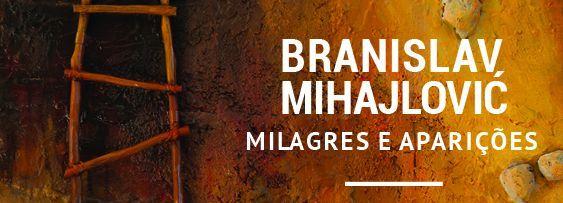 Pintor sérvio Mihajlovic expõe em Barcelos