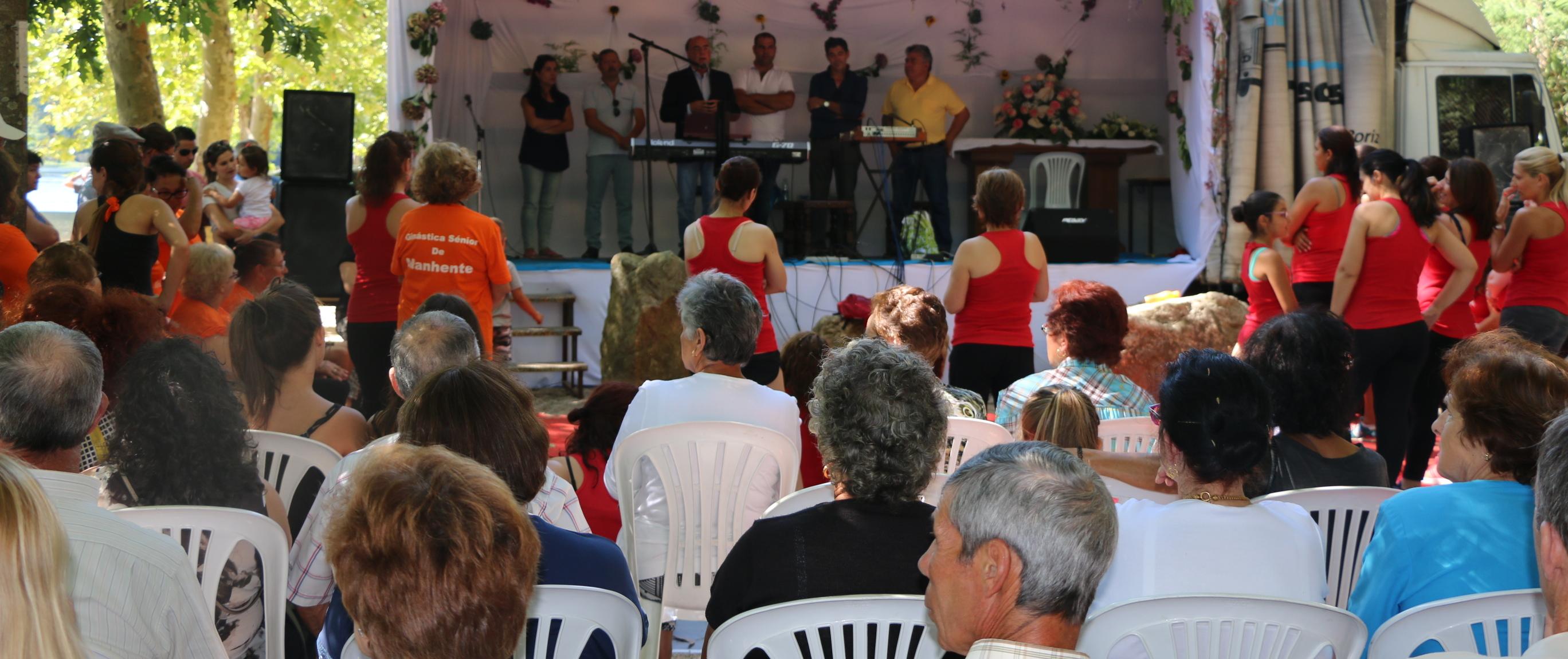 Presidente da Câmara esteve presente nas comemorações do Dia da Freguesia em todo o concelho