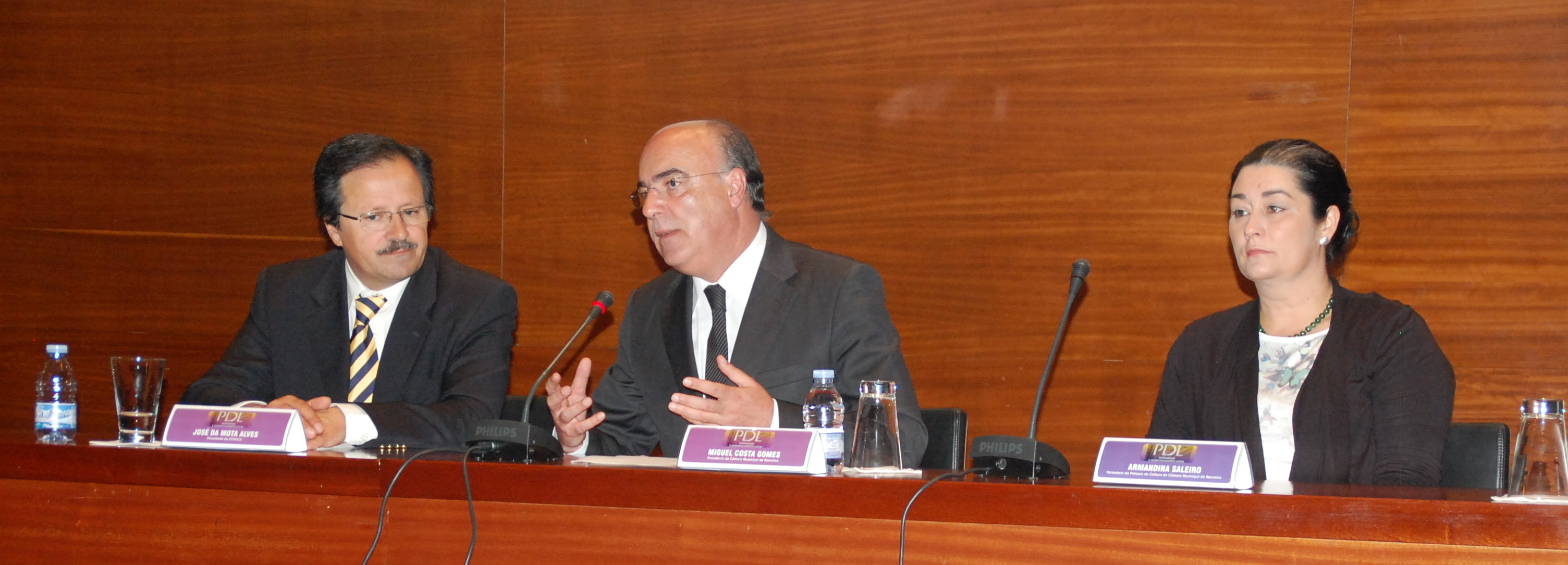 Barcelos juntou especialistas internacionais para discutir vantagens da reabilitação do património