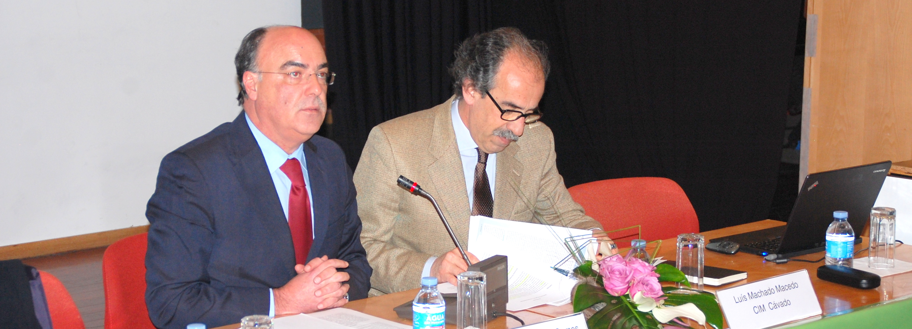Biomassa em debate na Biblioteca Municipal de Barcelos