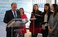 Presidente da Câmara inaugurou Espaço OPEN B em Arcozelo