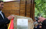presidente da câmara inaugurou parque de merend...