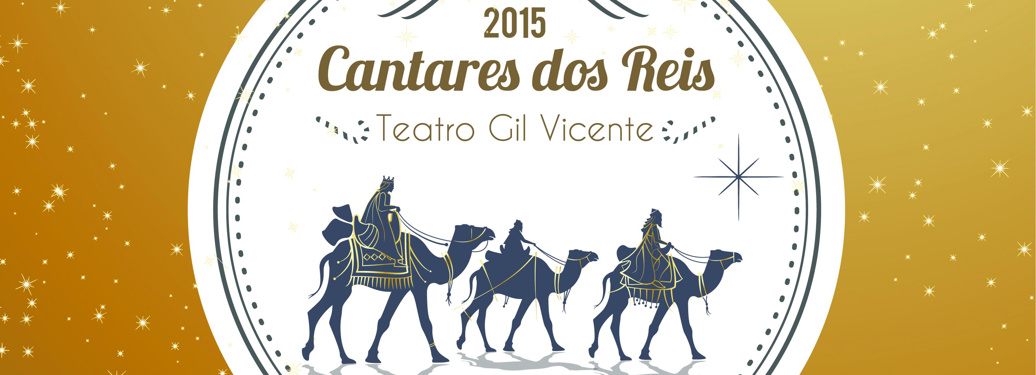 Cantares dos Reis e Concerto de Ano Novo  no Teatro Gil Vicente