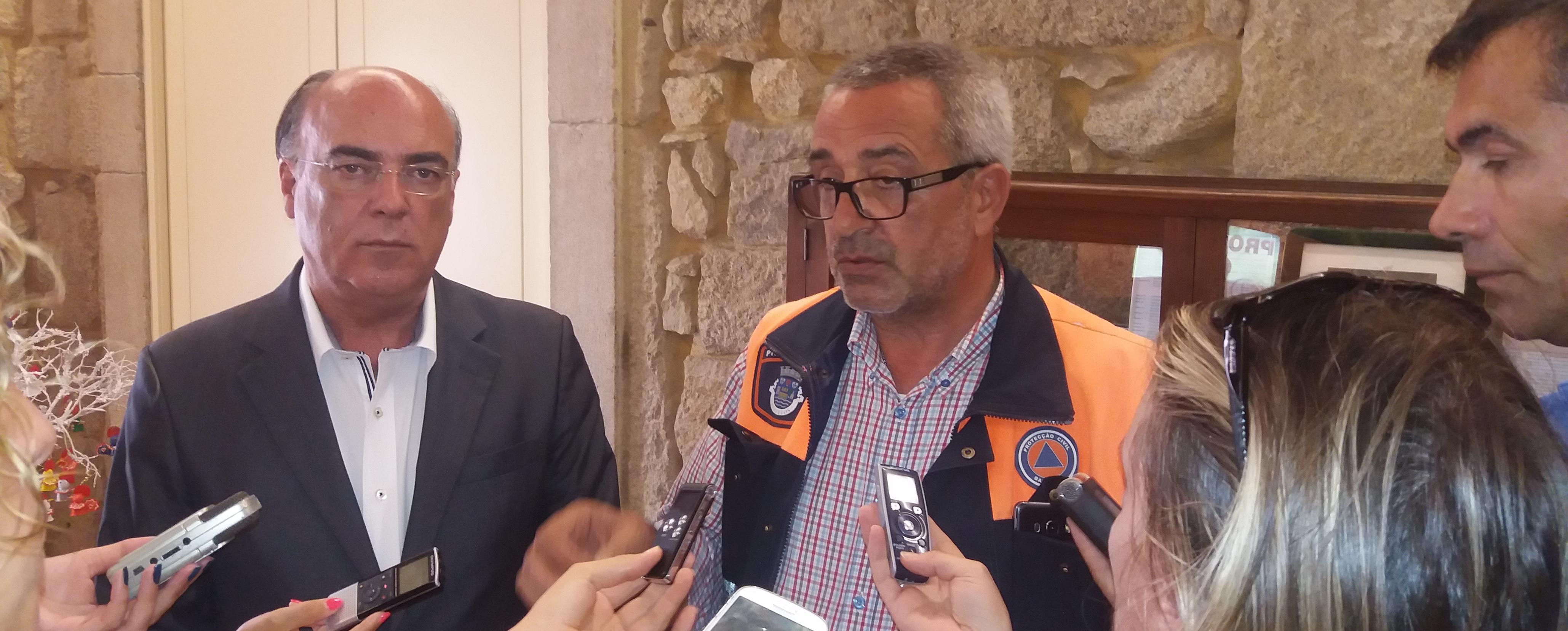 Incêndios em Barcelos estão controlados mas com riscos de reativação