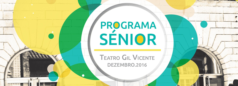 Os seniores são as estrelas do Teatro Gil Vicente em dezembro
