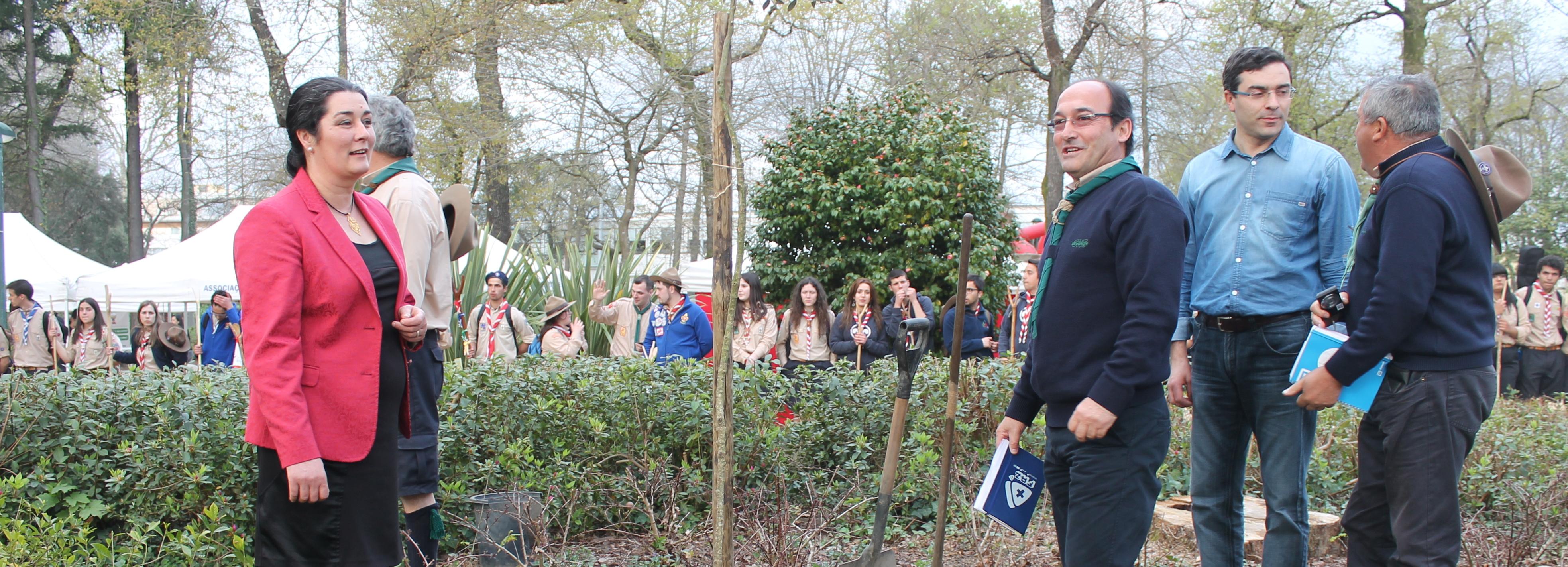 Município de Barcelos comemorou Dia Internacional das Florestas