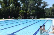 piscinas exteriores já abriram