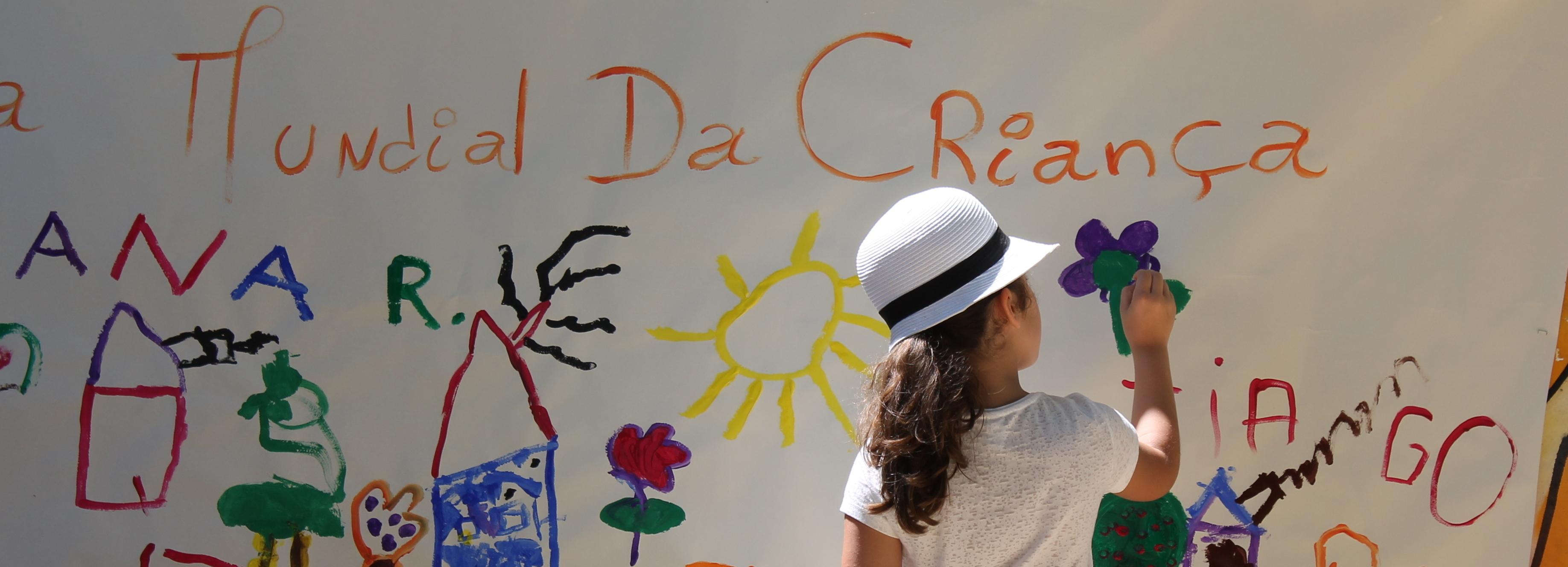 Câmara Municipal promove várias atividades para assinalar Dia Mundial da Criança