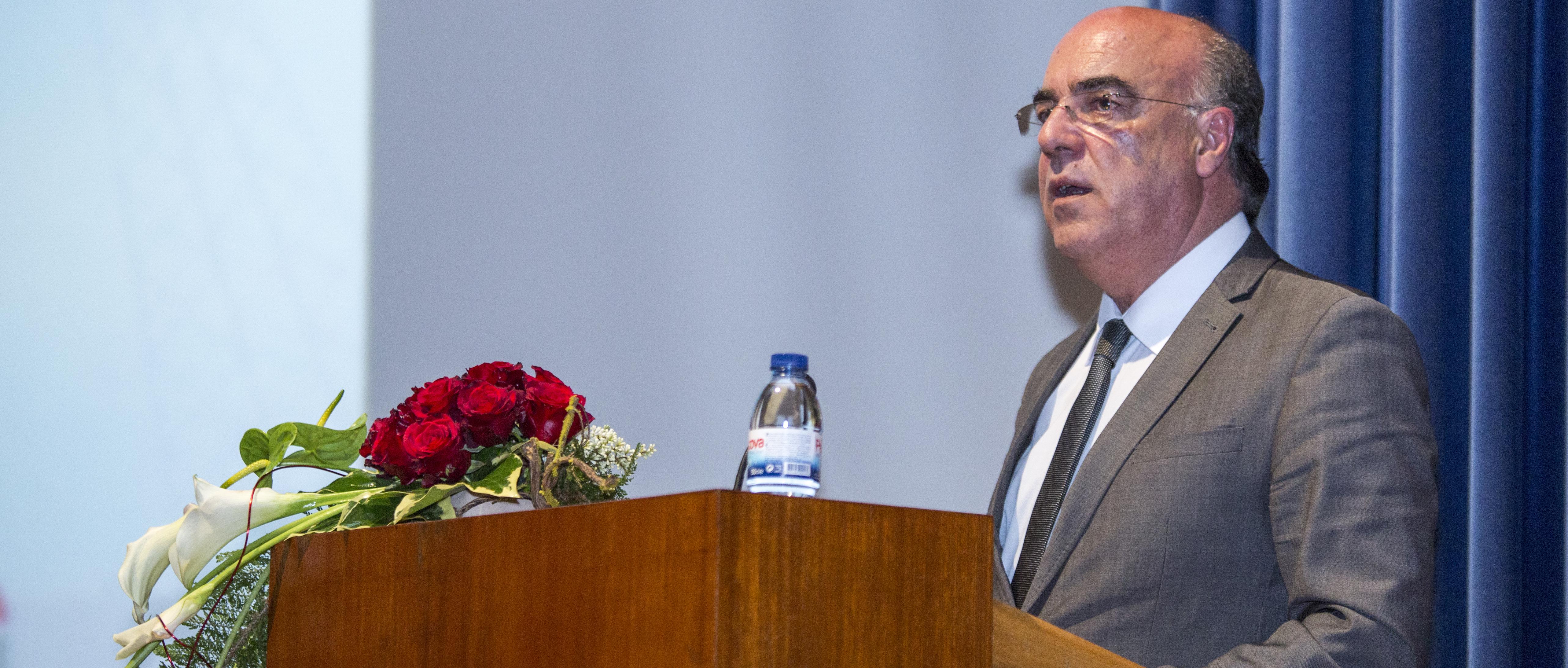 Presidente da Câmara presente em seminário sobre setor elétrico