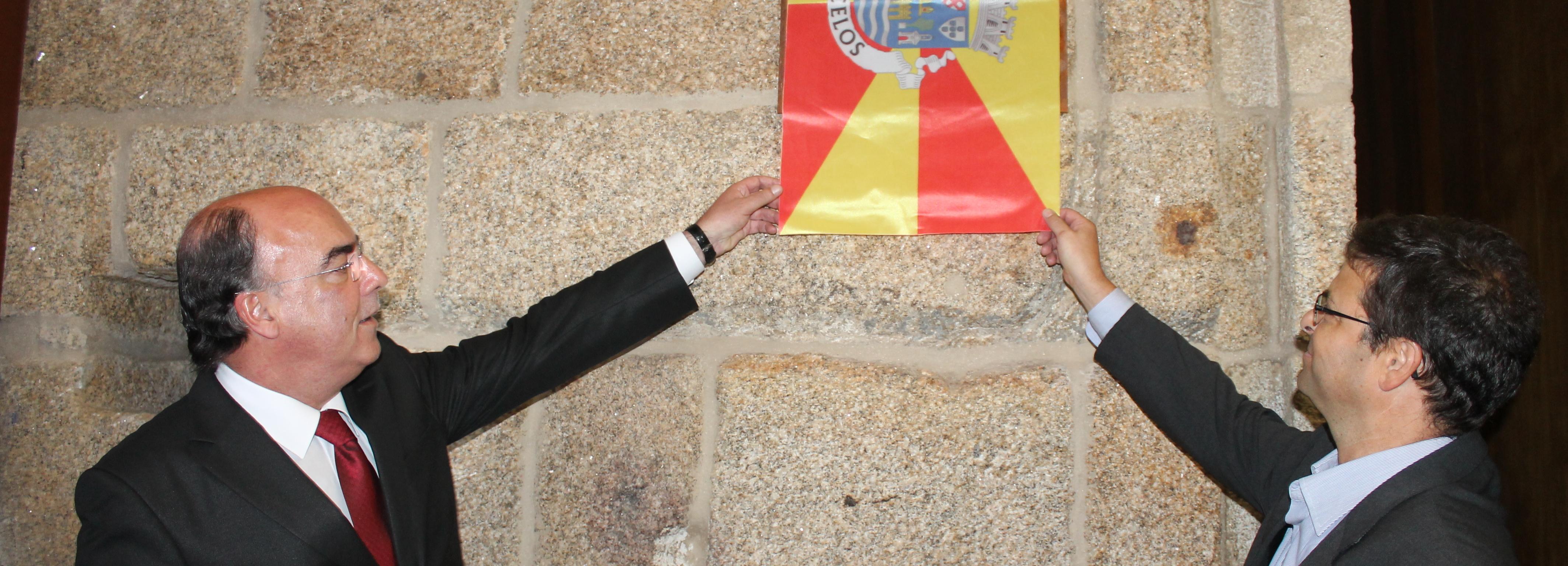 Barcelos inaugura Centro de Interpretação e requalificação da Torre Medieval