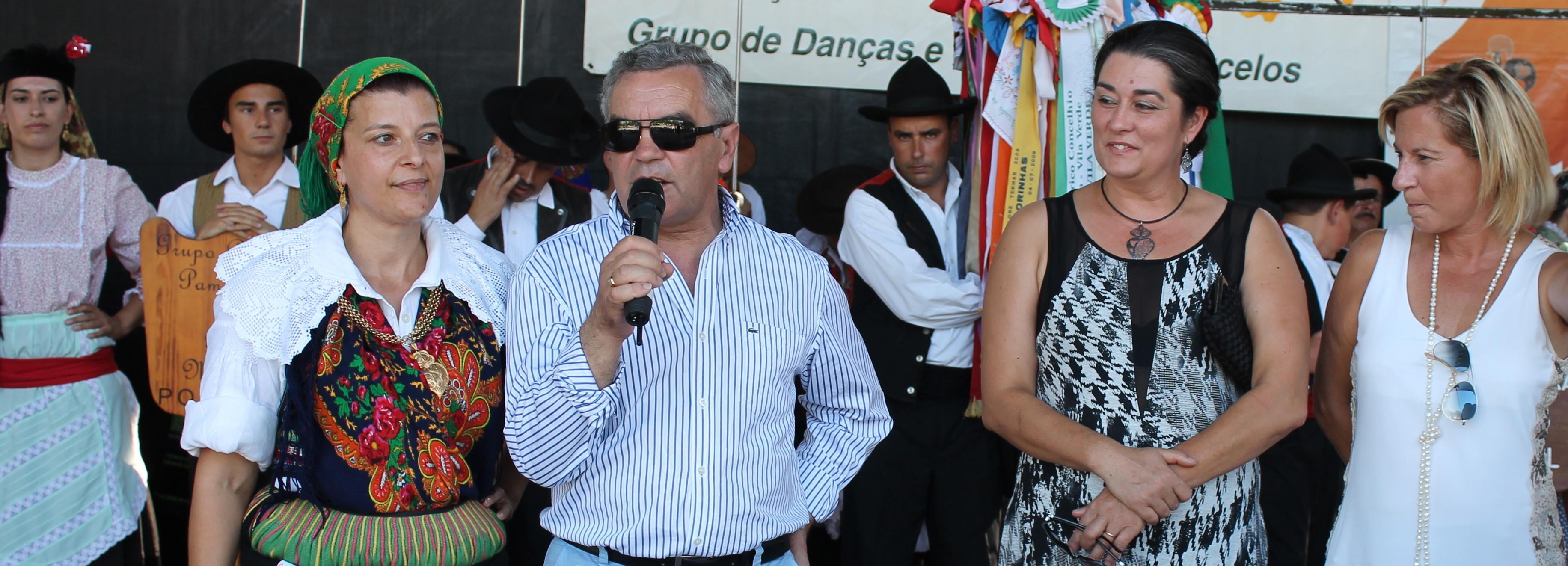 Grupo de Danças e Cantares de Barcelos na Federação Portuguesa de Folclore