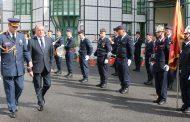 comemorações do 32º aniversário dos bombeiros d...