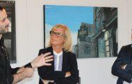 exposição de pintura de alexandre carvalho na s...
