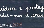 mês de abril dedicado a iniciativas sobre preve...