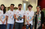 alunos de barcelinhos vão ao mundial de robótica