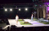"""Moda Barcelos transforma Praça do Município em """"jardim da moda"""""""